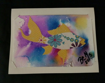 Goldfish - ArtCardz - Creatures Great and Small line