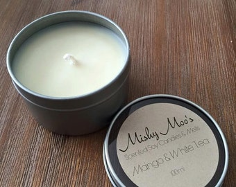 Candle Tin (Scents V-Z)