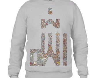 Mens Arabic Inspired Allah Sweatshirt - All sizes available