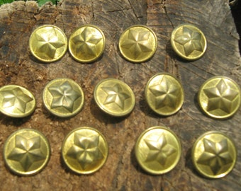 Lot of 13 JNA(Jugoslavian Army) Vitage Buttons