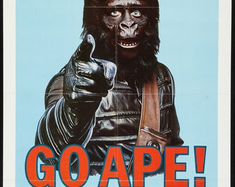 Planet Of The Apes - GO APE Advert !