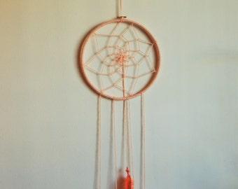 Pink Dreamcatcher - Wall Decor