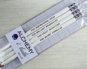 Science Pencil Set