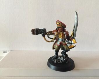 Officio Prefectus Commissar ( warhammer 40,000 )