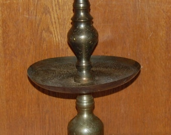 Floor candle holder etsy for Floor candle holders