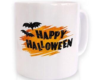 Halloween Greeting mug