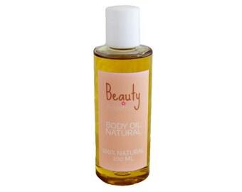 Body Oil Natural