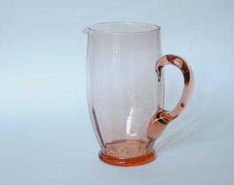 Vase en verre vintage etsy - Vase ancien en verre ...