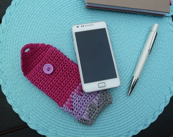 Smart phone case, Smartphonehülle, mobile sock