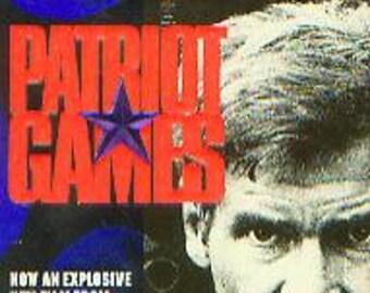 Patriot Games by Tom Clancy (suspense) 1992