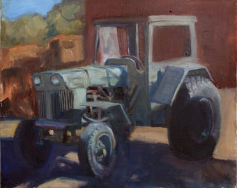 Jade Tractor