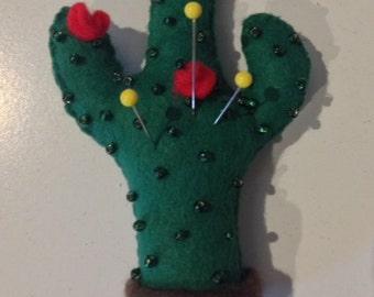 Cactus Pin Cushion
