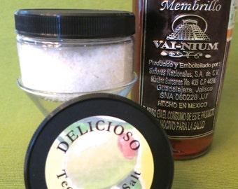 Tequila Infused Organic Sea Salt