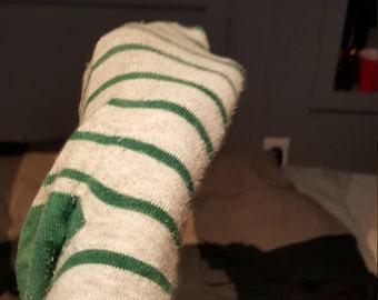 Genuine Sock... puppet.