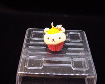 Berry Cherry cupcake