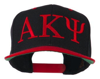 Alpha Kappa Psi Embroidered Cap
