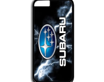 Subaru iPhone Case- Subaru Phone case- Lightning Subaru Phone case- Phone cases- Phone Accessories