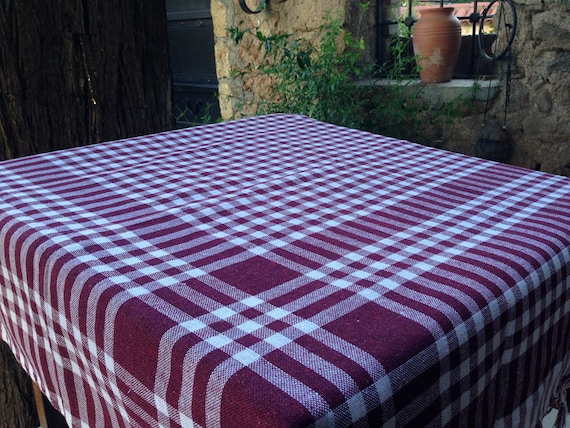 Kitchen table linen dining tablecloth cotton throw sofa cover for Table th row group