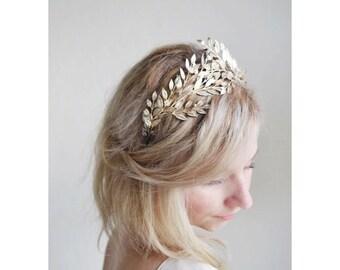 Antique Bridal Crown Corsage original Glasdome 1880, Myrtle Tiara, 800 Silver Crown Lapel Pin, German Wedding Headdress, Collectors Piece