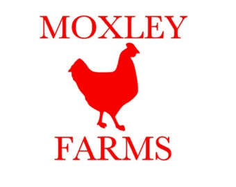 Chicken Farm Decal