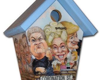 Bird House - Coronation Street Characters