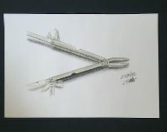 Drawing - Mutli Use Set