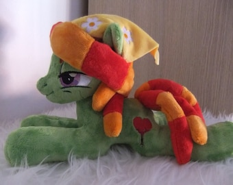 MLP-plush stuffed - Tree Hugger