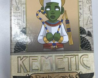 Kemetic Flash Cards