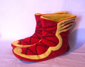 Plush slippers for home of game Dota Travel boots