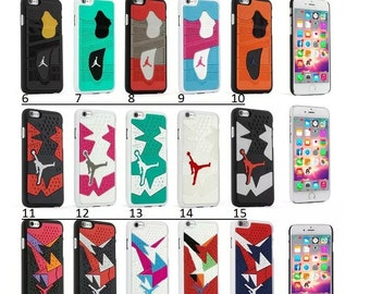 Jumpman Jordan Iphone 5, 6 & 6+ case ** Now also for Samsung Galaxy S5 S6 and 6 edge **