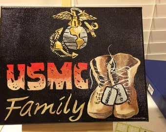 Boots on the Ground - Family