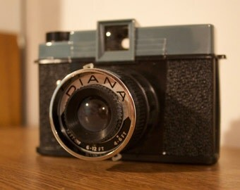 diana camera with original box