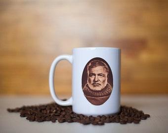 Ernest Hemingway Mug