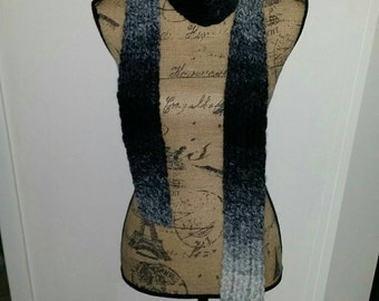 Soft Warm and Stylish Ombre Scarf