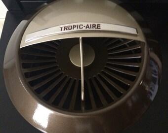 Vintage Car Heater Accent Light Lamp
