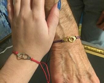 Handcuff Friendship Bracelets