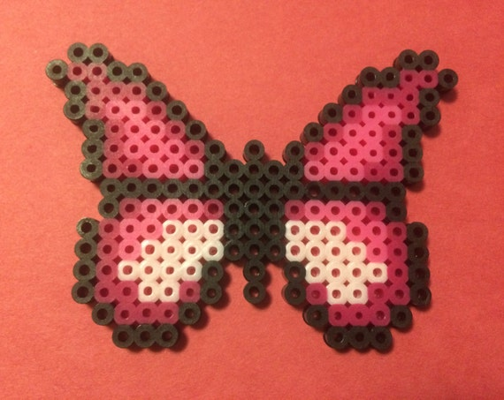 items similar to butterfly perler bead on etsy
