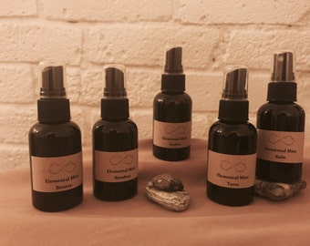 Elemental Room and Body Mists