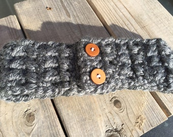 Ear Warmer - Grey