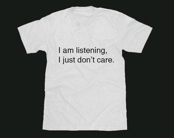 I'm Listening T-Shirt