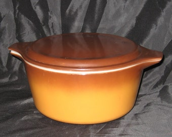 Pyrex Old Orchard Brown
