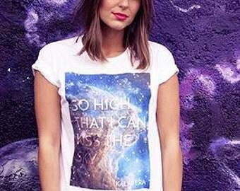 T shirt So high