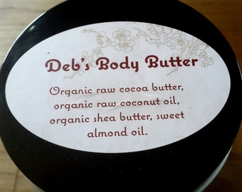 Deb's Body Butter