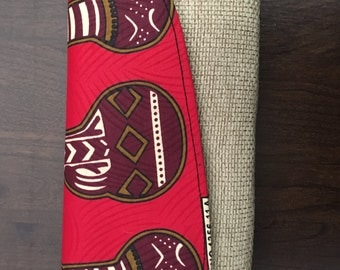 African Inspired Clutch