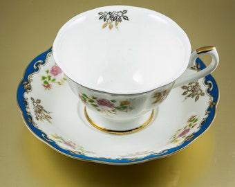 Teacup & Saucer Candle