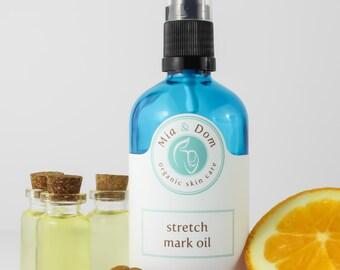 Organic Stretch Mark Oil