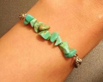 Stone Chip Bracelets
