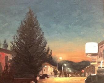 Monti by night