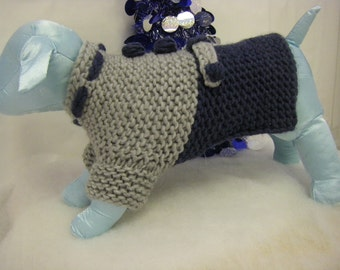 Dog sweater for small breeds