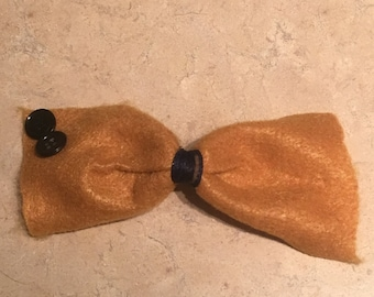Coraline inspired bow